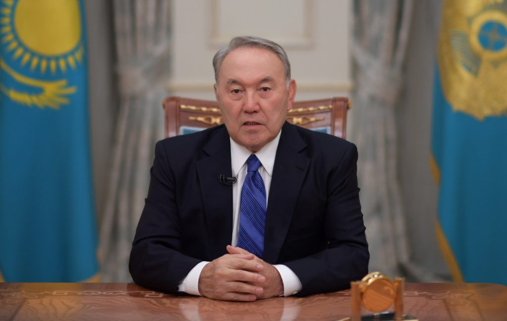What Nazarbayev hopes to achieve - Inside Recent