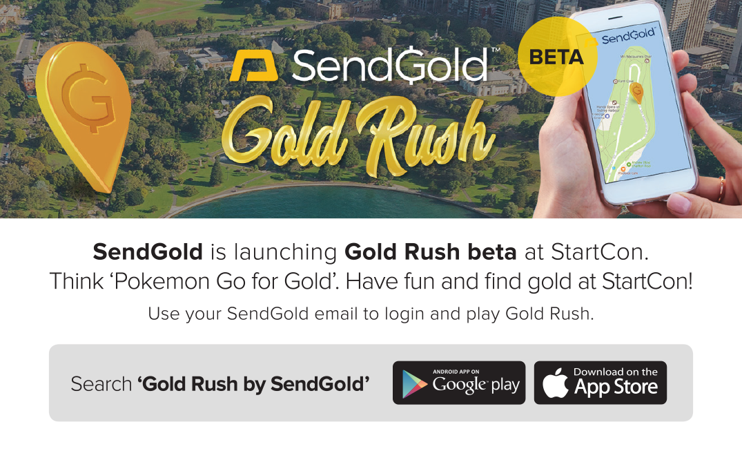 Australian's Gold-As-A-Service Mobile App SendGold Launches in