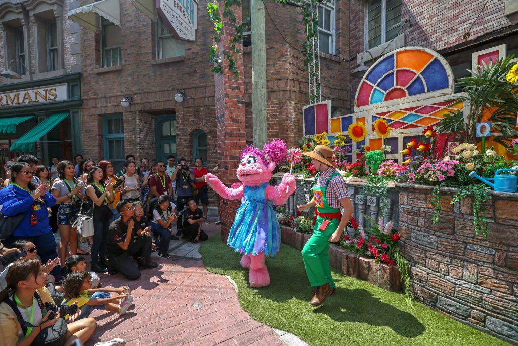 Universal Studios Singapore launches Sesame Street 50 Years