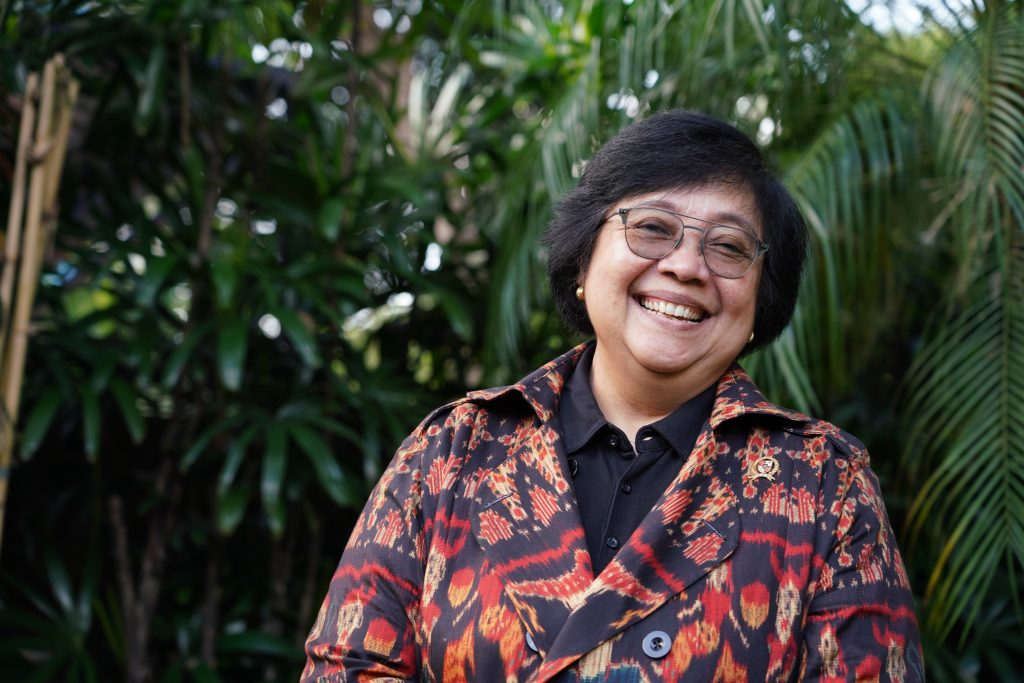 Indonesia's Minister